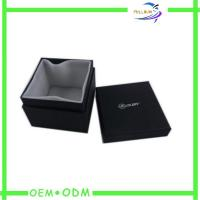China Handmade Paper Cardboard Wrist Watch Box , Watch Display Box wholesale