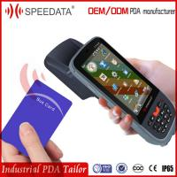 China 0.1m Middle Range Low Frequency Rfid Reader Integrated Data Collection Terminal on sale