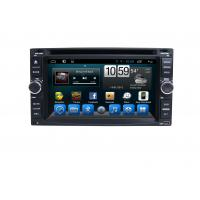 China 6.2 Inch DVD Car stereo Universal Car Multimedia Navgation System with Bluetooth on sale