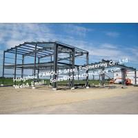 China China Steel Structure Contractor For Metal Structure Manufacturing And Steel Building wholesale
