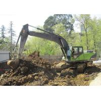 Cummins Engine Heavy Equipment Excavator with LCD Monitor SSM Hydraulic Work Modes Manufactures