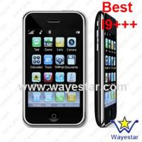 Cheap Quad Band Cellphone / Celular Phone (I9+++) for sale
