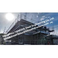 Hot Galvanized Steel Pre-engineered Multi-storey Building For Apartment Manufactures