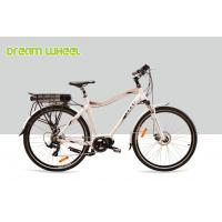 China 36V 350W Mid Motor Man E Mountain Bike 700C Electric Front Wheel High Performance wholesale