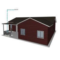 Movable Modular Flat House Prefab Granny Unit Holiday Villa Modern Manufactures