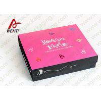 Foladable Flat Large Decorative Gift Boxes With Lids Manufactures