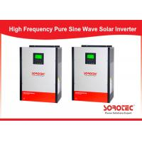 On / Off Gird Solar Power Inverters User - Adjustable Charging Current And Voltage Manufactures