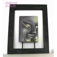 Mask in shadow box CYQ06163 Manufactures