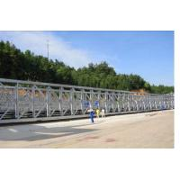Cable Stayed Assembly Steel Frame Bridge with Steel Deck Roadway