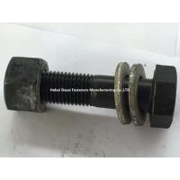 China Carbon Steel Structure Bolt / Heavy Hex Structural Bolts Long Service Life on sale
