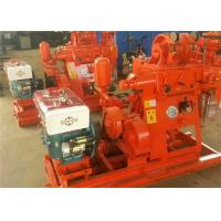 Safe Core Drill Rig XY-1 Easy Operation With Hydraulic Automatic Feeding Device