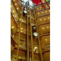 Machine Room Less Hydraulic Elevator With Perfect Architecture Disign Manufactures