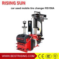 China Car used automatic leverless mobile tire changer for  sale on sale
