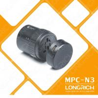 China Top Selling Multifunction Travel Plug Adaptor with Engraved Design MPC-N3 on sale