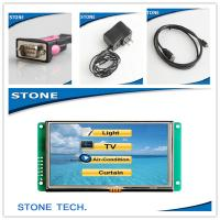 China 900 Nits Brightness 5 Inch TFT LCD Display Controlled By MCU Command Set on sale