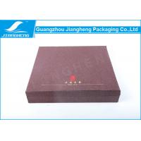 Logo Hot Stamping Tea Gift Boxes Cardboard Paper Empty Luxury Tea Box Recycled Manufactures