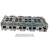 Buy cheap ISUZU Trooper 4JX1 Cylinder Head For ISUZU 4JX1 8-97245-184-1 from wholesalers
