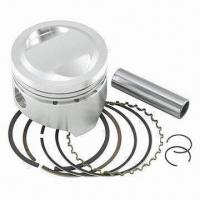 China Piston kit, includes piston rings, customized requirements are accepted on sale