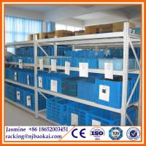 Adjustable Warehouse racks storage/medium duty shelves for 4S shops Manufactures