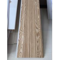 China Interior building gloss wood panels / PVC wall sheet Moisture - Proof on sale