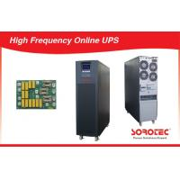 10-30KVA PF 0.9 High Frequency On Line  UPS for Personal Computers Manufactures