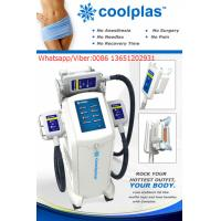 Coolplas cryolipolysis slimming stubborn fat removal Manufactures