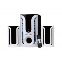 China 2.1 Hi-Fi Woofer Audio Wireless Home Theatre Speakers System With LED Light on sale