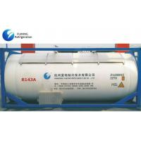 China CH3CF3 R143a HFC Refrigerant Odorless 99.9% For Home Air Conditioning on sale