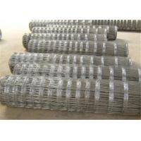 China Economical Friendly Hot Dipped Galvanised Field Wire Fence For Grassland on sale
