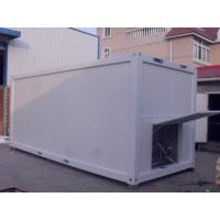 Air Cooling Container Cold Room For Meat / Vegetable / Fruit Freezer Home Manufactures
