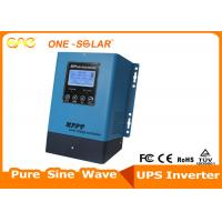 Built - in Real Time Temperature Sensor Solar PV Inverter 40A 50A 60A MPPT Solar Controller Manufactures