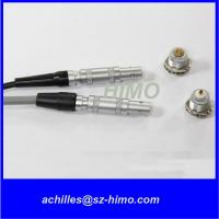 FFA.1S.306 S series lemo 6 pin push pull connector (FFA.1S.306.CLAC42Z/ERA.1S.306.CLL) Manufactures