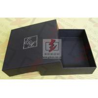 China Luxury Small Paper Gift Box / garment packaging boxes Folding wholesale