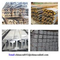 big promotion china railway steel rail Manufactures