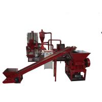 China Scrap Copper Cable Recycling Machine wholesale