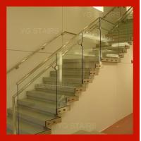 China Frameless Glass Balustrade (YG-B47) wholesale