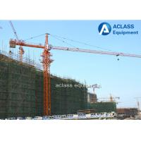 4 Ton Topkit Tower Crane 42m Jib Construction Lifting Heavy Equipment Manufactures