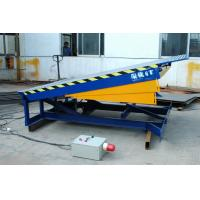 China 1500Kg Electric mechanical Container Loading Dock Ramp for truck on sale