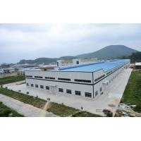 Wide Span Workshop Prefab Steel Structures With AWS And BS EN ISO Certificate Manufactures
