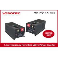 Large Capacity Pure Sine Wave Output  Power Inverter For Personal Computer Manufactures