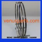 mercedes benz diesel engine piston ring OM422/OM421(00366V0 00376N0) Manufactures