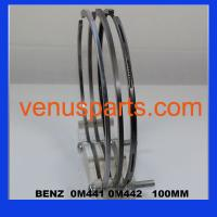 mercedes benz diesel engine piston ring OM422/OM421(00366V0 00376N0) Manufactures
