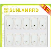 China Custom Security Rfid Card Inlay For Rfid Smartcard , Iso 14443A 13.56MHz Ntag 1K 4K wholesale