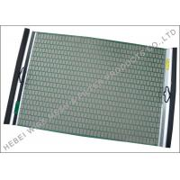 China Model 500 Series Shaker Hookstrip Flat Screen Increased Non Blanked Area on sale