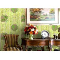 Bamboo Tree Geometric Printing Interior Decor Wallpaper Living Room Wallpaper Manufactures