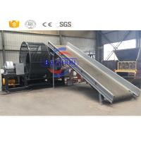 China Factory price tractor tire rubber tire shredder for sale with CE on sale
