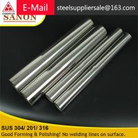 China nice looking din mild carbon steel pipe st52 on sale