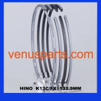 hino spare parts piston ring K13C 13011-2410A,13019-1580A Manufactures