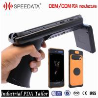 OEM ODM Outdoor Handheld Industrial UHF RFID Reader Up to 5 Meters Reading Distance Manufactures