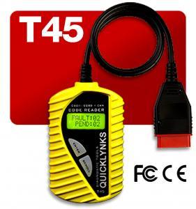 China VAG Basic fault Code scanner For car Audi & VW T45 on sale